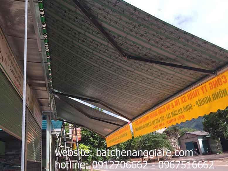 bạt mái hiên di động tại Tỉnh Nghệ An