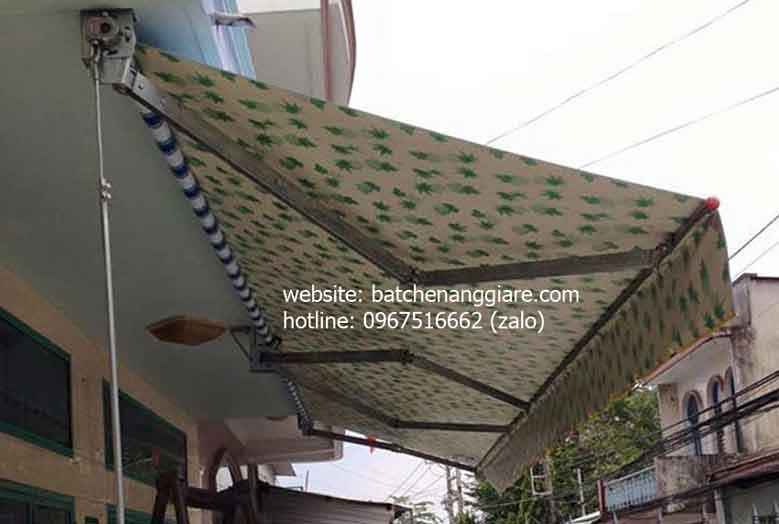 bạt mái hiên di động tại Yên Bái